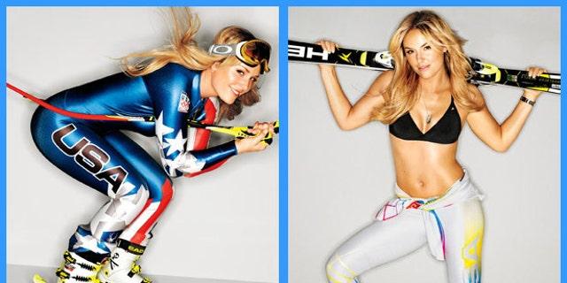 Olympic athlete Lindsey Vonn (Self.com)
