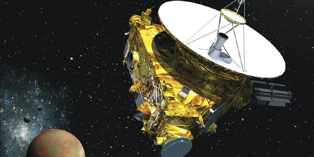 Launched in 2006, NASA's New Horizons mission is the first spaceflight ever bound for the planet Pluto.
