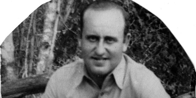 This undated photo shows Bernard Gavrin. Gavrin was reported missing in Saipan while serving in the U.S. Army during World War II. Some of his remains and personal effects were recovered in 2013 and DNA from a family member helped confirm his identity. Gavrin will be buried with full military honors in Arlington National Cemetery on Sept. 12. (AP Photo/Gavrin Family Photo)