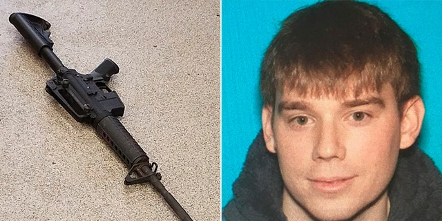 Police said Travis Reinking used an assault-type rifle during his Sunday morning rampage.