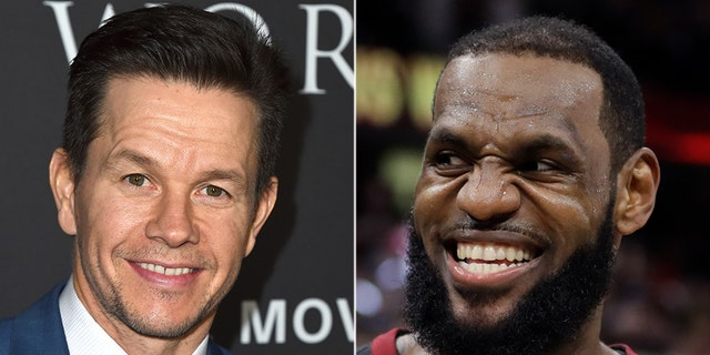 Mark Wahlberg celebrated NBA star LeBron James heading to the Los Angeles Lakers by putting a shirtless snap on his Instagram account.