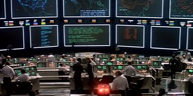 """The 1983 movie """"Wargames"""" depicted a dystopian vision of a computer-controlled armageddon. Today, cyberwar is very much a reality."""