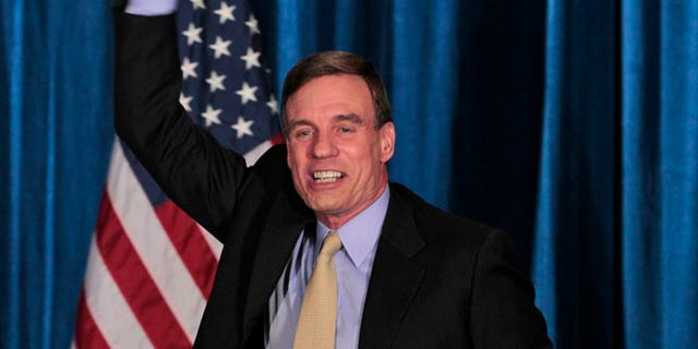 U.S. Sen. Mark Warner, D-Va.