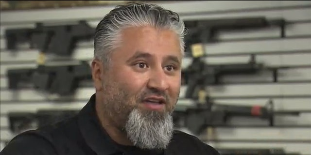 Warrior One Guns & Ammo owner Norris Sweidan called out Cohen for trying to trick him.