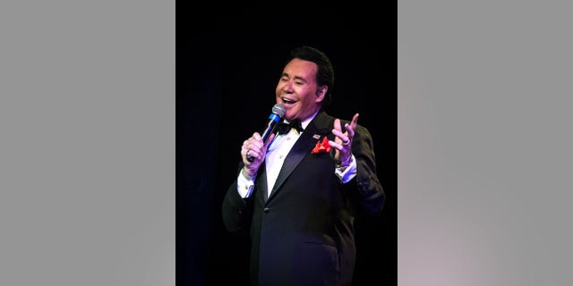 Wayne Newton said he's deeply passionate about entertaining our troops. — Wayne Newton