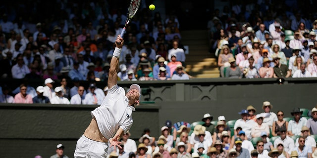 Anderson's semi-finals match on Friday lasted more than 6½ hours.