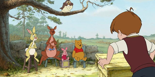 The Ashdown Forest is said to have inspired the Hundred Acre Woods, the fictional home of the stuffed teddy bear Winnie the Pooh, created by children's writer A.A. Milne,who had a home just north of Ashdown.
