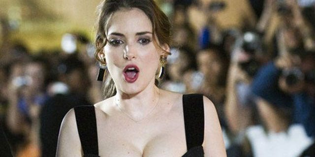 Winona Ryder was once of Hollywood's most in-demand stars.