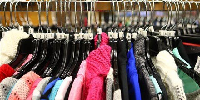 Be sure to get your closets under control before showings.