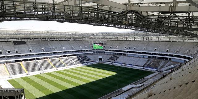 Rostov Arena is located in Rostov-on-Don.