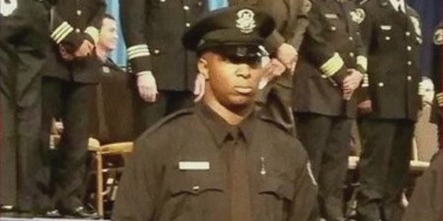 Officer Glenn Doss died on Jan. 28 after being shot in the head and chest while responding to a domestic violence call.