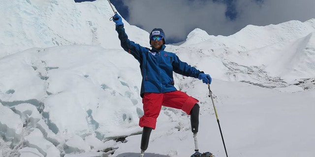 The May 14 climb marked his fifth and only successful attempt to reach the peak of Everest.