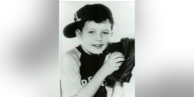A young Jerry Mathers. — Courtesy of Jerry Mathers