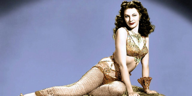 """Yvonne De Carlo was a staple in """"sex and sand"""" films of the '40s and '50s."""