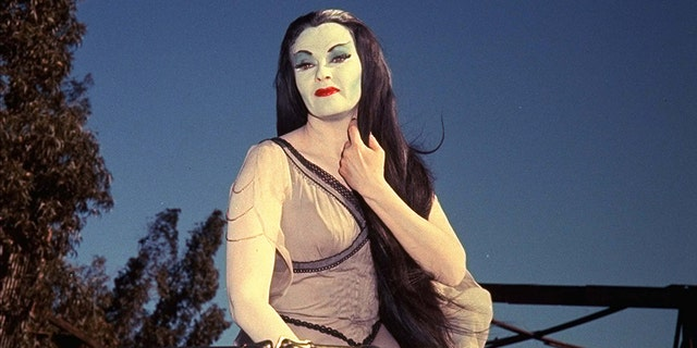 Yvonne De Carlo was initially hesitant to take on the role of Lily Munster.