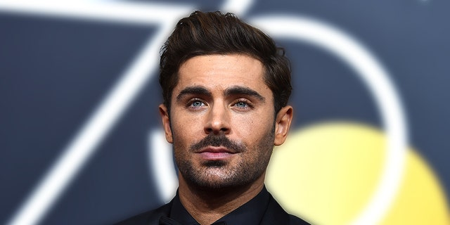 "Zac Efron (pictured in January) said this week that ""it was almost impossible"" to ""separate"" himself from his character, Ted Bundy, in the new biopic about the serial killer called ""Extremely Wicked, Shockingly Evil and Vile."""