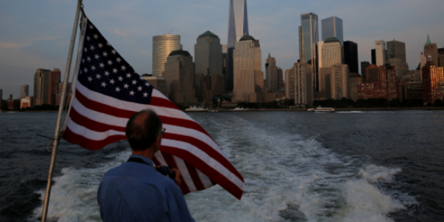 Tuesday's terror attack in Lower Manhattan was just blocks away from the new World Trade Center, where the largest terror attack in U.S. history took place just over 16 years ago.