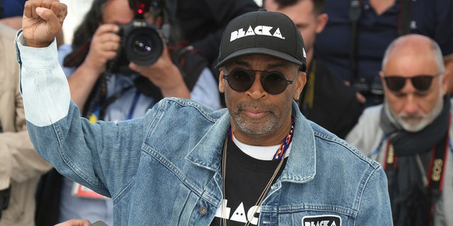 """Lee said that while black cops """"have it tough,"""" he hopes his film will create a conversation about the country's current racial tensions."""