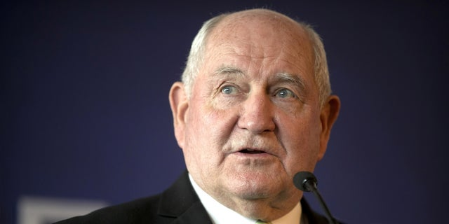 Agriculture Secretary Sonny Perdue was the designated survivor during President Trump's first State of the Union address.