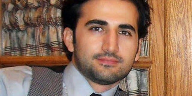 This undated file photo released by his family via FreeAmir.org shows Amir Hekmati.