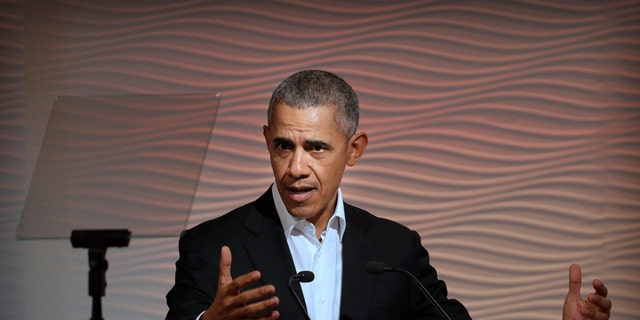Former U.S. President Barack Obama fired at least two IGs. (AP Photo/Manish Swarup)