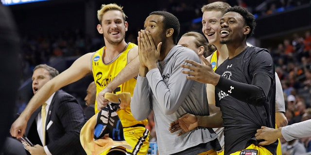 UMBC became the first No. 16 seed in the NCAA men's basketball tournament to defeat a No. 1 seed in 2018.