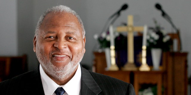 The Rev. William B. Schooler was shot to death on Sunday at St. Peter's Missionary Baptist Church.
