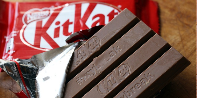 Nestle, the maker of Kit Kats, has been trying since 2002 to establish a European trademark for the snack.