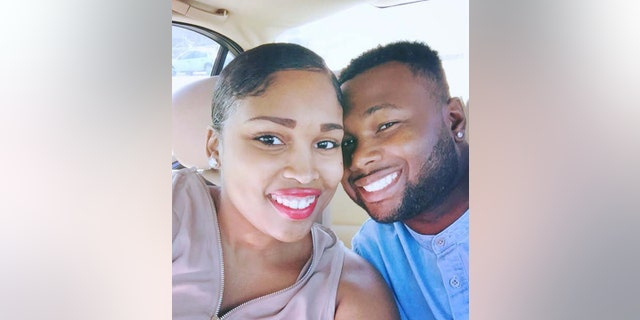 """Oswell, a nurse from the Midlands area, was flying home from Hawaii with her husband Cory on American Airlines Flight A102 when she began to feel """"dizzy and disoriented"""" and ultimately fainted."""