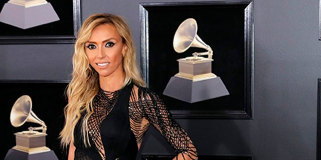 Giuliana Rancic host the Grammy Awards red carpet special for E! a month after Catt Sadler parted ways from the network.