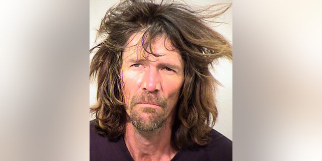 Aaron Edward Carter, 49, was arrested Thursday after exposing himself to female workers at a California fast food restaurant, police say.