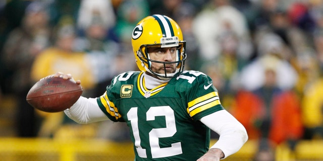Green Bay's playoff hopes pretty much ended with quarterback Aaron Rodgers' injury earlier this season.