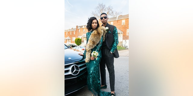 Social media fans couldn't get enough of how fab the pair looked.
