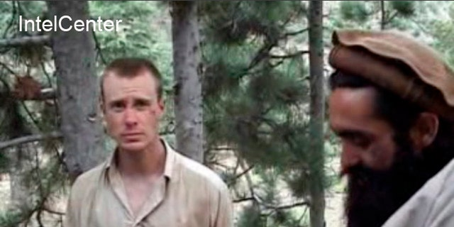 Framegrab from a video released by the Taliban containing footage of Sgt. Bowe Bergdahl, who was also held captive by the Taliban-linked Haqqani Network.