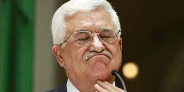 Palestinian Authority leader Mahmoud Abbas continues a longstanding practice of paying jailed terrorists and families of suicide bombers. (AP)
