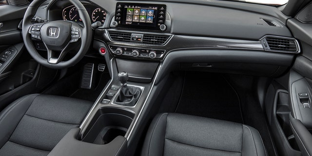 2018 Accord Sport 2.0-Liter Turbo
