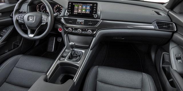2018 Accord Sport 2.0 Liter Turbo