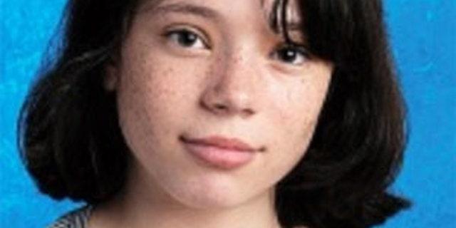Jessica Funk-Haslam, 13, was found dead March 6, 2012, in a park in Sacramento, Calif.