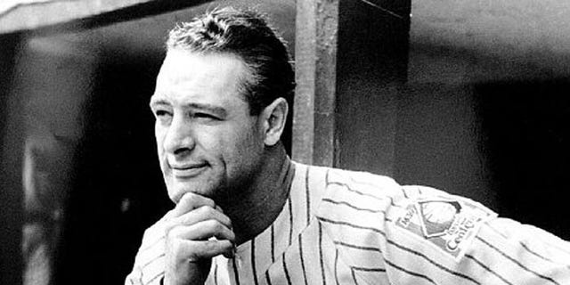 Lou Gehrig was on some of the best Yankees teams.