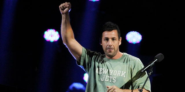 "Adam Sandler told Conan O'Brien ""I'm not good at sex."""