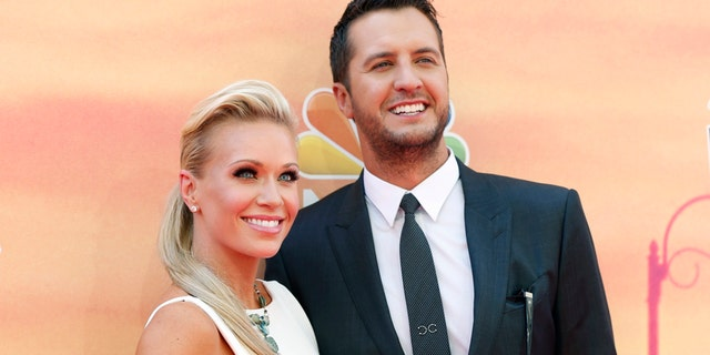 Luke Bryan and his wife Caroline Bryan married in December 2006.