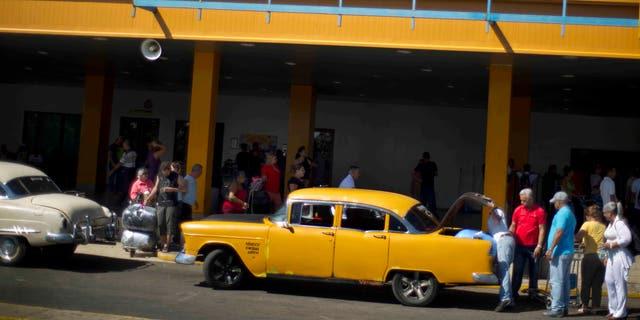 Jose Marti International Airport in Havana, Cuba, in a Sept. 1, 2014 file photo.