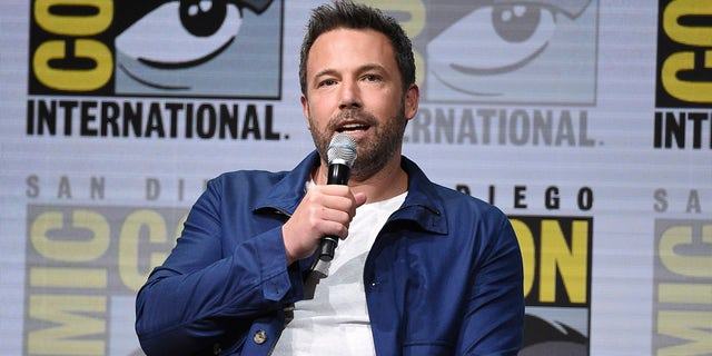 "Ben Affleck portrays Jack Cunningham, an embattled alcoholic who is offered a chance at redemption, in ""The Way Back."""