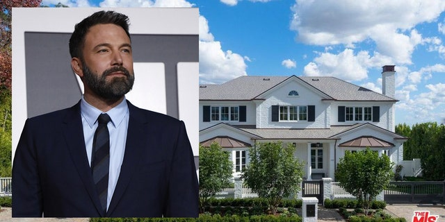 Ben Affleck has reportedly purchased a seven-bedroom, seven-bathroom home less than half a mile away from his ex and their three kids.