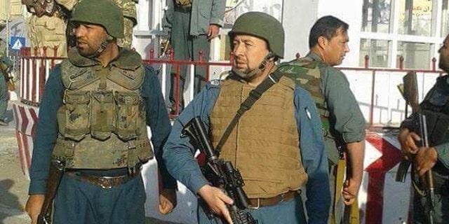 Afghan soldiers in Kunduz