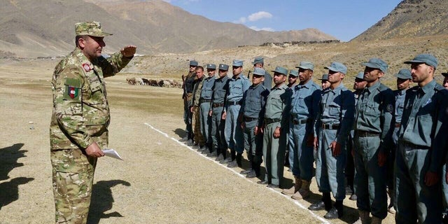 Afghanistan troops have continued to flight against the Taliban despite high casualty figures.