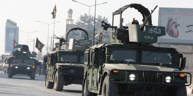 Angrepp mot fn kontor i kandahar