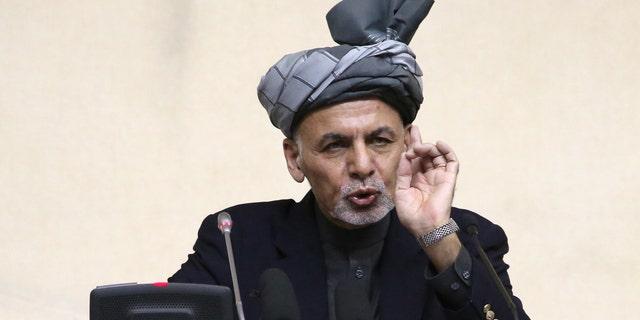 Afghanistan President Ashraf Ghani has called for peace talks with the Taliban.