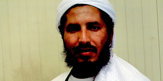 Ahmed al-Darbi is seen in this undated photo.