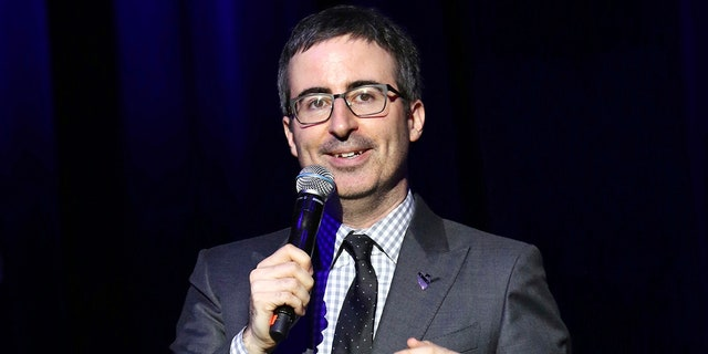 John Oliver hopes to save an Alaska Blockbuster Video with his memorabilia purchases.